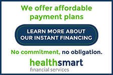 Financing with HealthSmart Financial